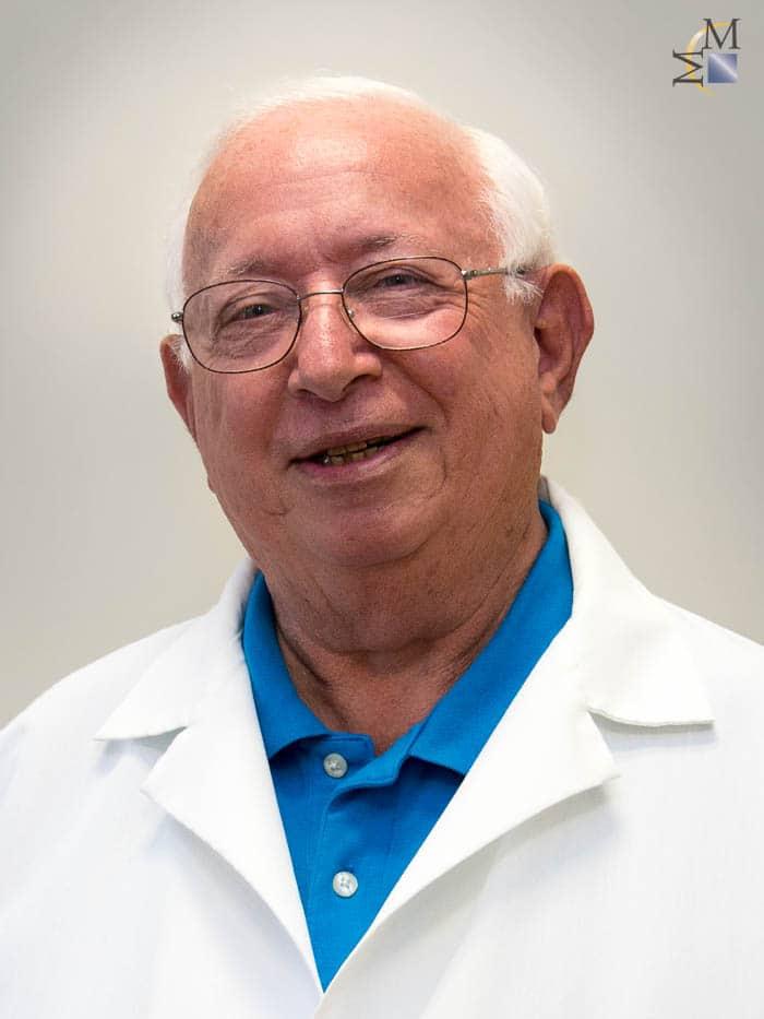 MARTIN PALMER, M.D.
