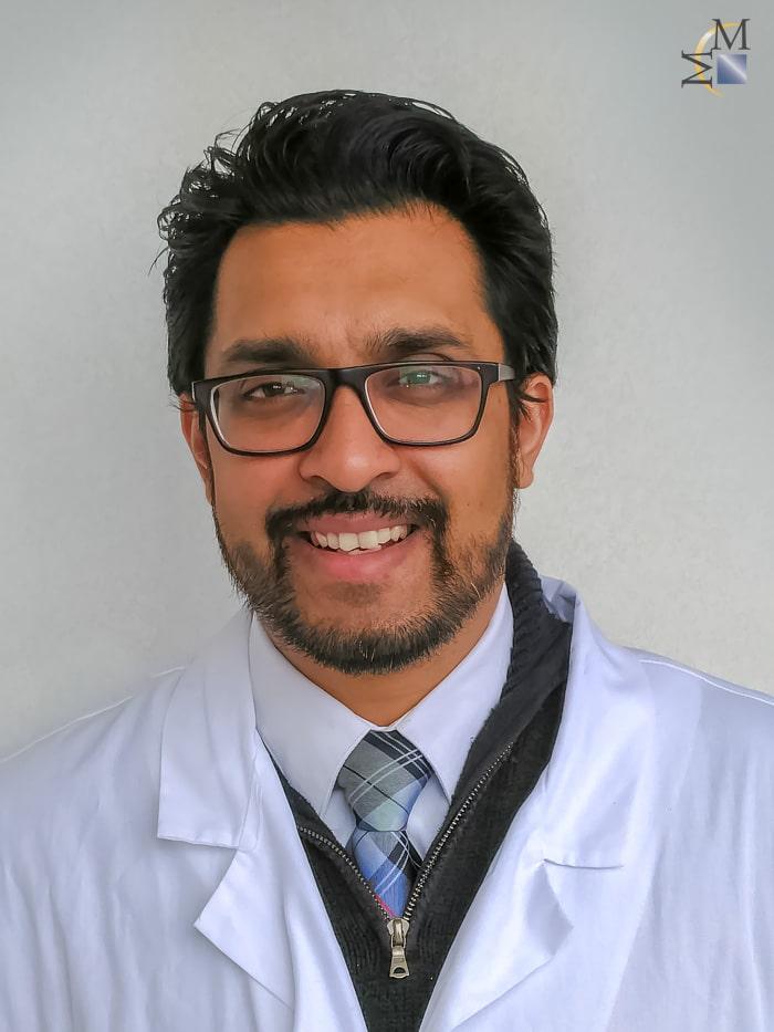 Brijesh B. Patel, M.D.